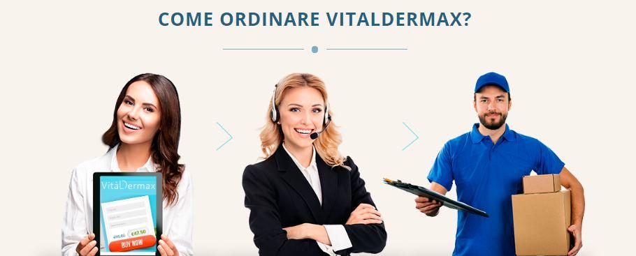 vitaldermax prezzo