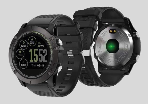 x tactical watch caratteristiche