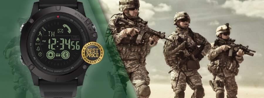 x tactical watch come funziona