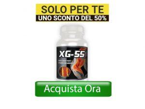 xg 55 prezzo